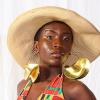 boucles d'oreille Fulani