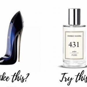 FM Perfume INSPIRED Carolina Herrera - Good Girl Eau De Parfum For Her